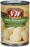S&W® New Potatoes 14.5 oz. Can