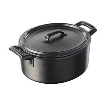 Revol Belle Cuisine Black Cocotte