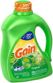 Gain Original Liquid Laundry Detergent