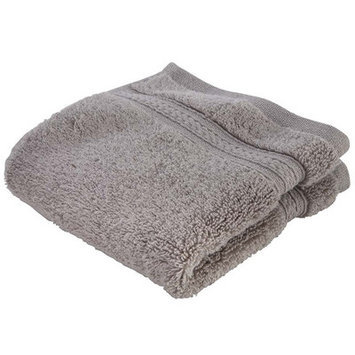 Plow & Hearth Supreme Soft Wash Cloth Color: Gray