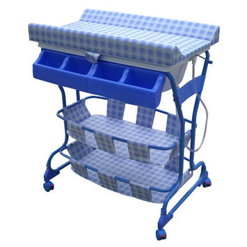 Baby Diego Bathinette Deluxe - Blue