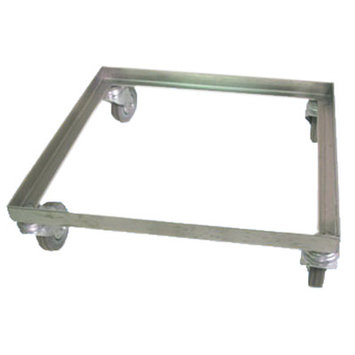 Royce Rolls Base for Rectangular Receptacles Size: 5.5