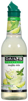 Daily's® Cocktails Non-Alcoholic Mojito Mix 33.8 fl. oz. Bottle