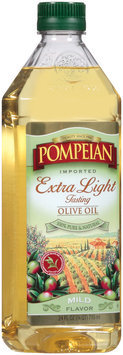 Pompeian Imported Extra Light Mild Flavor Olive Oil 24 Oz Plastic Bottle