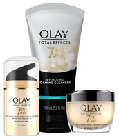 Olay Total Effects Day to Night Anti Aging Skincare Kit