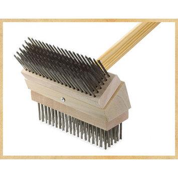 Texas Brush Junior Grill Brush Brush: Stainless