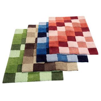Better Trends Tiles Bath Rug
