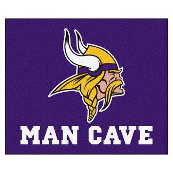 Sls Mats NFL Minnesota Vikings Man Cave UltiMat - 6096