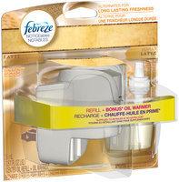 Noticeables Febreze NOTICEables Vanilla Latte Oil Refill and Warmer Air Freshener (1 Count, 0.87 Fl Oz)