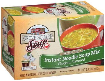 Grove Square™ Instant Noodle Soup Mix 3.46 oz Box
