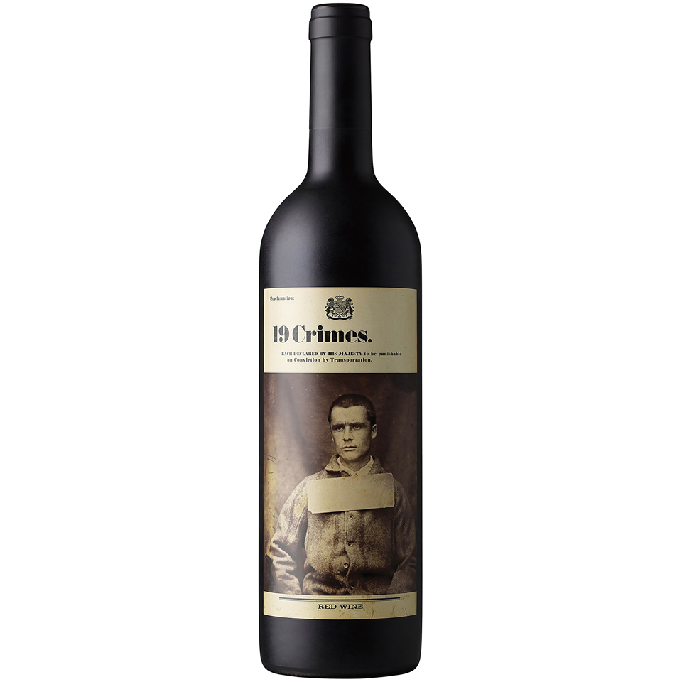 19 Crimes® Red Wine 1 ct. Bottle