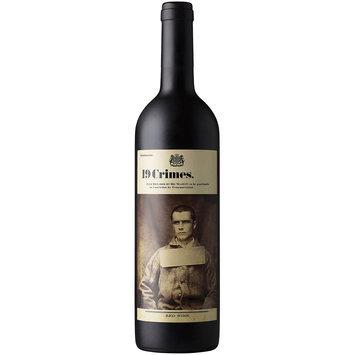 19 Crimes® Red Wine 1 ct. Bottle