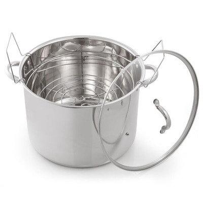 Mcsunley 21.5-Quart Canner
