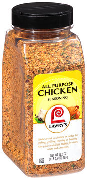 Lawry's® All Purpose Chicken Seasoning