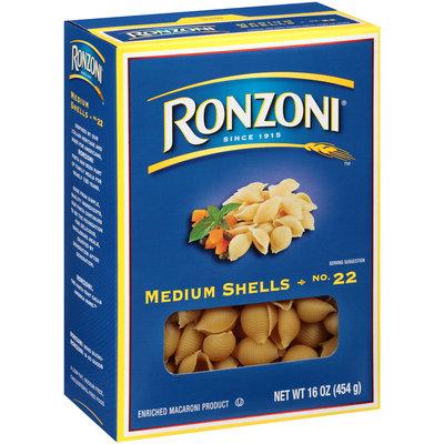 Ronzoni® Medium Shells 16 oz. Box