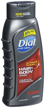 Dial® for Men Body Wash Ultimate Clean