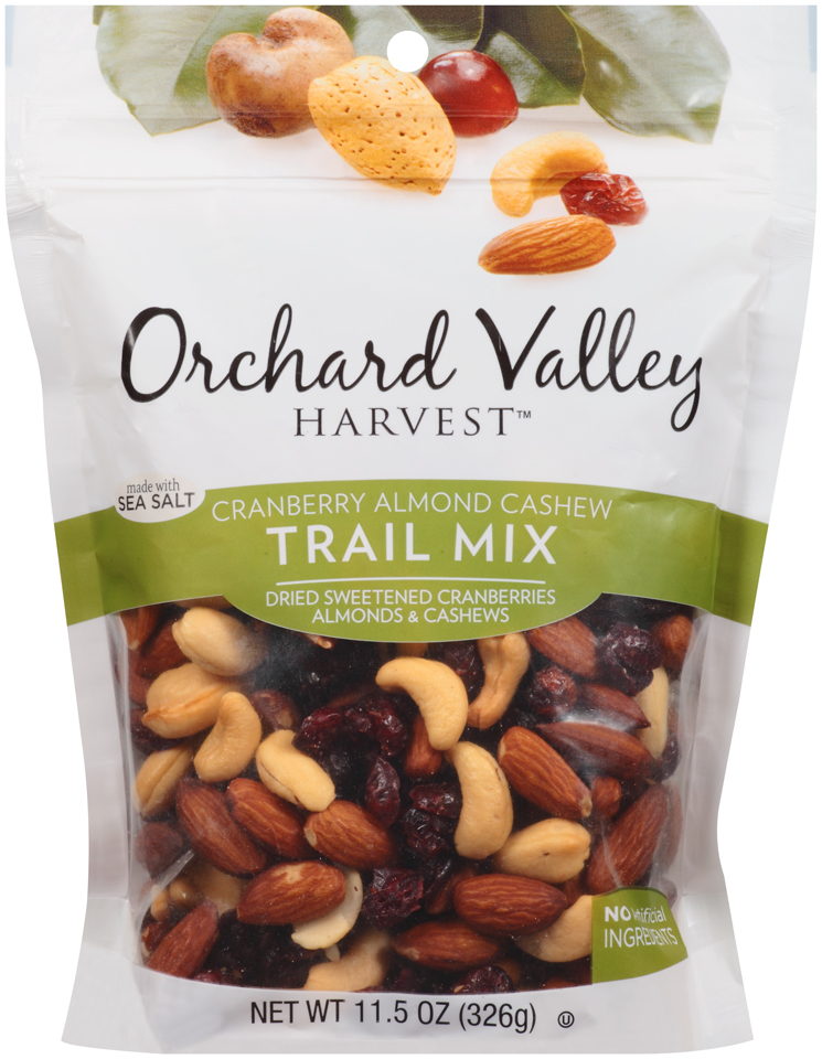 Orchard Valley Harvest™ Cranberry Almond Cashew Trail Mix