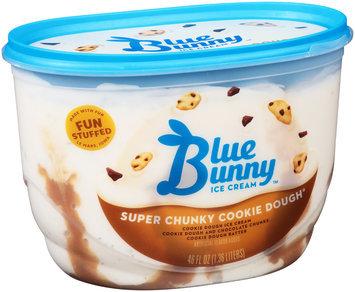 Blue Bunny™ Super Chunky Cookie Dough® Ice Cream 46 fl. oz. Tub