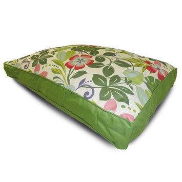 HFI 84393PB1PKG Fun Floral Multi 27X36 Pet Bed