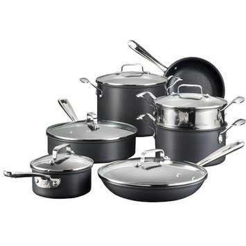 Emerilware Hard-Anodized 12 Piece Cookware Set