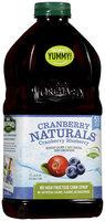 Old Orchard® Cranberry Naturals® Cranberry Blueberry Juice Cocktail 64 fl. oz. Plastic Bottle.