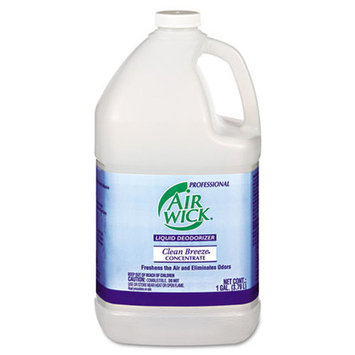 Reckitt Benckiser 06732 Professional Liquid Deodorizer Clean Breeze Scent Concentrate 1 gal. 4/ctn.