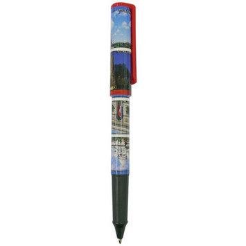 Mierco Paris Monuments Ballpoint Pen