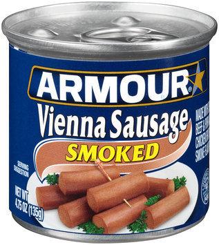 Armour® Smoked Vienna Sausage 4.75 oz. Pull-Top Can