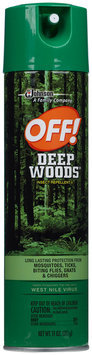 Off!® Deep Woods® Insect Repellent 11 oz. Aerosol Can
