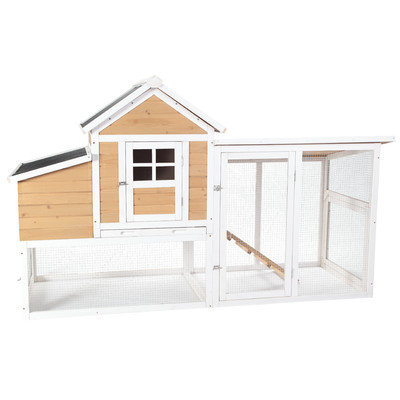 SummerHawk Ranch Livestock Supplies Victorian Teak Barn Chicken Coop 33556