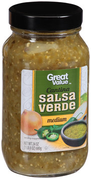 Great Value™ Medium Cantina Salsa Verde