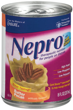 Nepro® Butter Pecan Therapeutic Nutritional Shake 8 fl. oz. Can