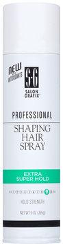 Salon Grafix® Professional Extra Super Hold Shaping Hair Spray 9 oz. Aerosol Can
