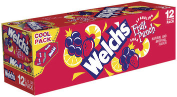 Welch's® Soda Fruit Punch