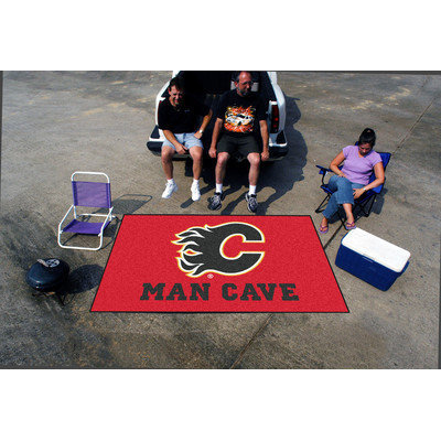 Sls Mats NHL Calgary Flames Man Cave UltiMat - 6096