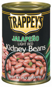 Trappey's Light Red Jalapeno Kidney Beans 15.5 Oz Can