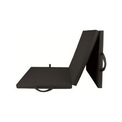 Ecowise 84581 Deluxe Tri-fold Mat Small- Black