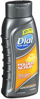 Dial® For Men Power Scrub Deep Down Cleansing Body Wash 21 fl. oz. Bottle