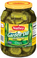Nalley® Garden Dill Chip Pickles 46 fl. oz. Jar