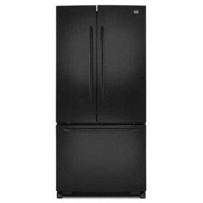 Maytag 22 cu. ft. French Door Refrigerator Black