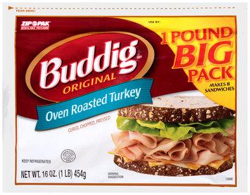 Buddig™ Original Oven Roasted Turkey 16 oz. ZIP-PAK®