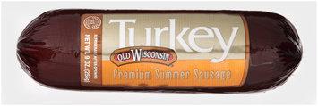 Old Wisconsin® Premium Summer Sausage Turkey 9 oz.