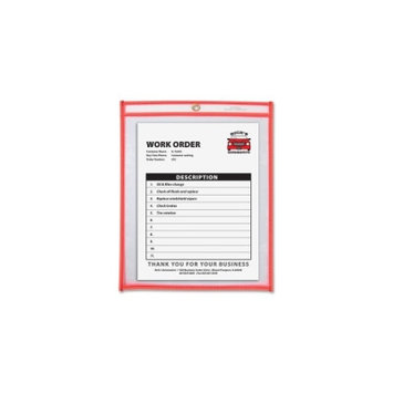 C-Line Products, Inc. Shop Ticket Holder, 9