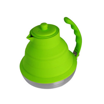 Better Houseware Collapsible Tea Kettle, Lime Green [Kitchen]