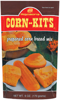 Morrison's Corn-Kits Prepared Corn Bread Mix 6 Oz Package