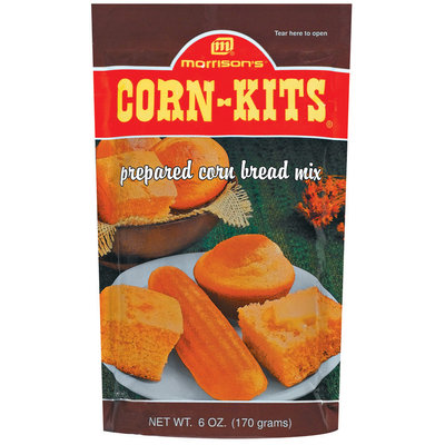 Morrison's Corn-Kits Prepared Corn Bread Mix 6 Oz Package