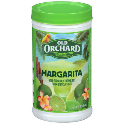 Old Orchard® Margarita Non-Alcoholic Drink Mix 12 fl. oz. Can