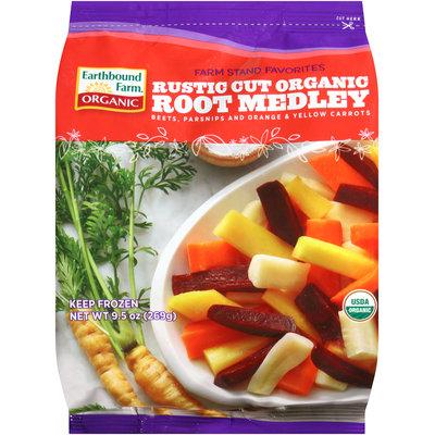 Earthbound Farm® Organic Rustic Cut Organic Root Medly 9.5 oz. Bag