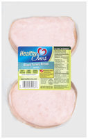 Healthy Ones Sliced & Smoked 97% Fat Free Turkey Breast 32 Oz Package