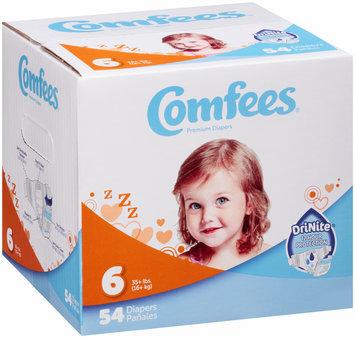Comfees® Premium Diapers 54 ct. Box